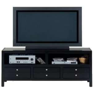 Alto Black Cherry TV Console