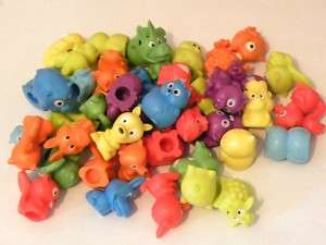 ANIMAL PENCIL TOPPERS PARTY FAVORS * 100 PCS *