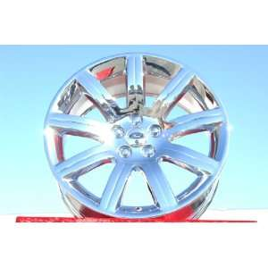 Ford Flex Set of 4 genuine factory 19inch chrome wheels