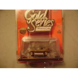 Johnny Lightning Gold Series Muscle Cars R9 1965 Chevy