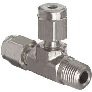 Parker A Lok 4MRT4N 316 316 Stainless Steel Compression Tube Fitting