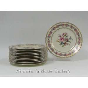 Rosenthal Vienna Pattern Set of 12 Plates Kitchen