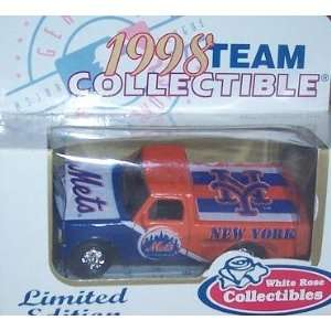 New York Mets Ford F 150 Pickup Truck 1998 Diecast