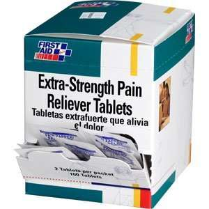 Extra Strength Pain Reliever Tablets