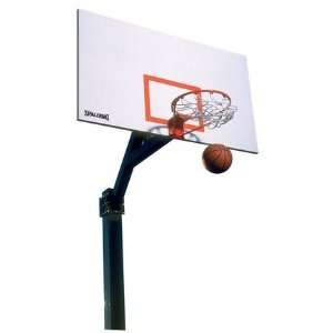 Pole Basketball System from Spalding