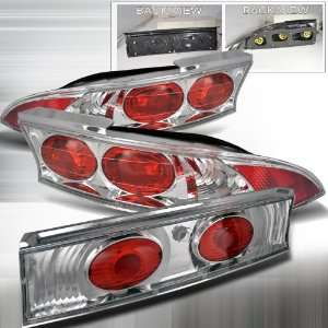 Mitsubishi Mitsubishi Eclipse   Chrome Tail Lights/ Lamps