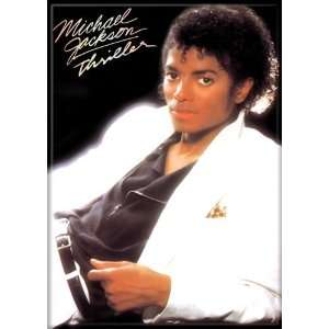 Michael Jackson Thriller Cover Magnet 20440MJ Kitchen