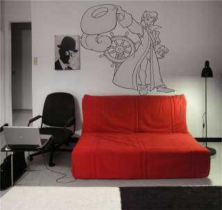 PETER PAN DISNEY Wall MURAL Vinyl Decal Sticker 007