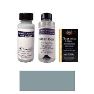 2 Oz. Castle Gray Metallic Paint Bottle Kit for 1957 Buick
