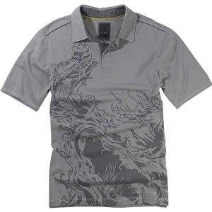 Fox Racing Transform Polo   Medium/Grey Automotive