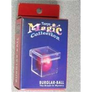 Tenyo Burglar Ball   Close Up / Parlor Magic trick Toys
