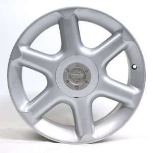17 Inch Nissan Maxima Silver Oem Wheel #62388 Automotive
