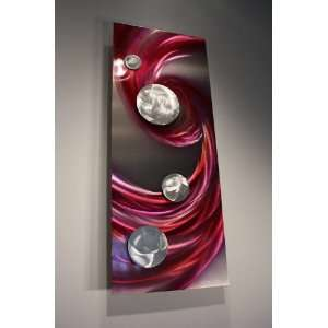Art Painting, Abstract Art Wall Sculpture, Design by Wilmos Kovacs