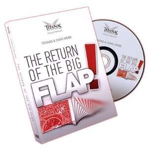 Magic DVD Return of the Big Flap by Titanas and Chris