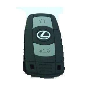 8g Lexus Car Key Shape USB Flash Stick Drive
