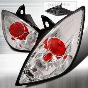 XNissan Nissan Versa 3Dr Altezza Tail Light Performance
