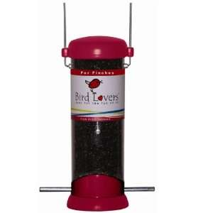 Droll Yankees 8 Bird Lovers Finch Feeder Patio, Lawn
