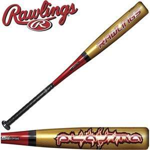 Rawlings Plasma Gold Liquidmetal Senior League Baseball Bat  8 oz