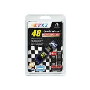 Centon Electronics Nascar Replica Car Usb Flash Drive 4gb 1 88 Scale