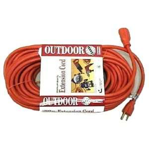 Cable 02309 100 16/3 Indoor/Outdoor Extension Cord