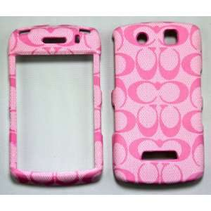 BLACKBERRY STORM 9530 FASHION PINK PHONE CASE