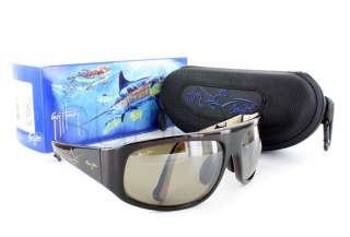 NEW Maui Jim Guy Harvey Sailfish H233 26 Brnz Sunglasses