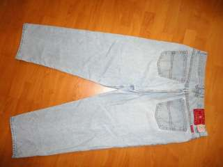vtg LUCKY BRAND CLASSIC JEANS RED TAG 38 x 30 MEASURED