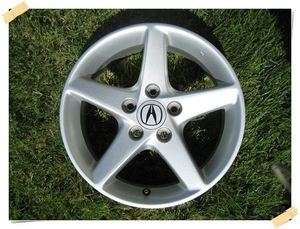 16 ACURA RSX factory original stock oem aluminum alloy wheel rim