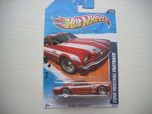 Hot wheels Street Beast ford Mustang Maverick 0110