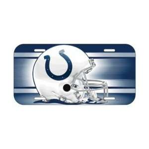 Indianapolis Colts License Plate (NFL)