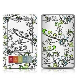 Olga Design Protective Decal Skin Sticker for Barnes and Noble