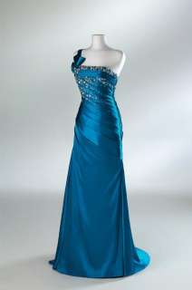 New Evening prom dress Ball gown bridesmaid custom size4 6 8 10 12 14