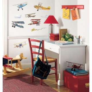 PLANES Airplanes Wall Decals Nursery Stickers 034878411699