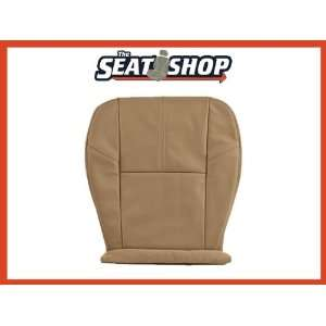 07 08 09 GMC Yukon Denali XL Tan Leather Seat Cover RH