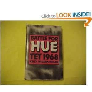 Battle for Hue Tet 1968 (9780891411987) Keith William