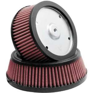 Stage 2 Replacement Air Filter for 2008 2011 Harley Davidson FLH FLT