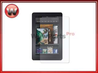 LCD Screen Protector Film Guarder Cover for  Kindle Fire