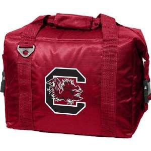 Logo Chair South Carolina Gamecocks NCAA 12 Pack Cooler