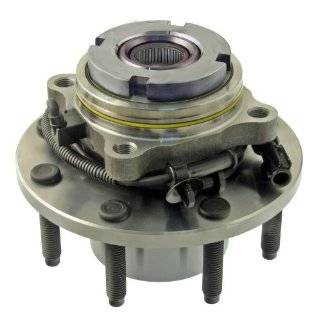 New Front Wheel Bearing Hub Assembly Fits Ford F250, F350, F450, F550