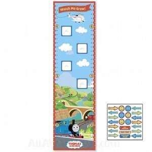 Thomas & Friends Watch Me Grow Growth Chart Toys & Games