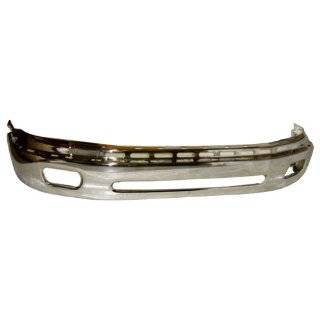 OE Replacement Toyota Tundra Pickup Front Bumper Face Bar (Partslink
