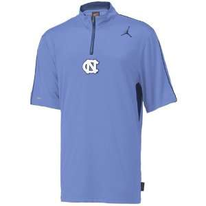 Nike North Carolina Tar Heels (UNC) Sky Blue Shooting