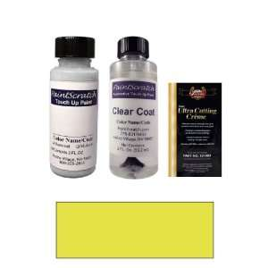 Yellow Paint Bottle Kit for 1980 Ford Bronco (6N (1980)) Automotive