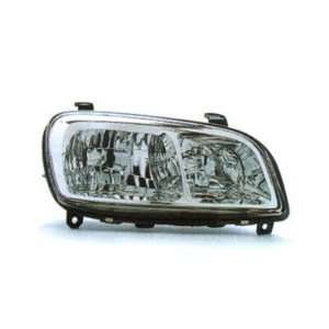 1998 00 TOYOTA RAV4 HEADLIGHT ASSEMBLY, PASSENGER SIDE   DOT Certified
