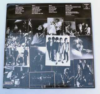 The Rolling Stones   The Legends Of Rock LP *