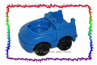 Fisher Price Little People BLUE PICKUP TRUCK Farm Zoo