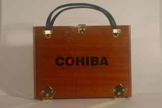 COHIBA CIGAR BOX PURSE Collectors Purse