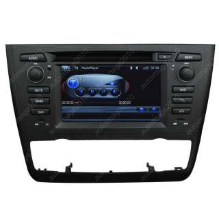 07 11 BMW 1 Series E82 125i/128i/135i Car GPS Navigation ISDB T TV DVD