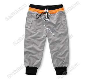 Men Jogger Casual Sport Shorts Pants Jogging Trousers