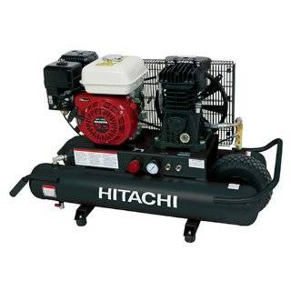 Powerhorse Gas Twin Tank Air Compressor   208cc Engine